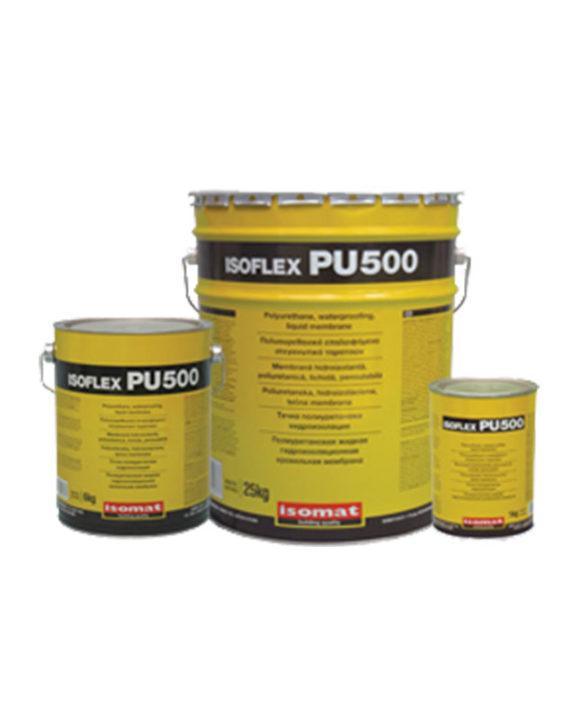 Isoflex PU 500 impermeabilizacion