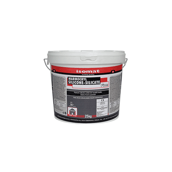 MARMOCRYL Silicone Silicate Fine - Mortero acrílico